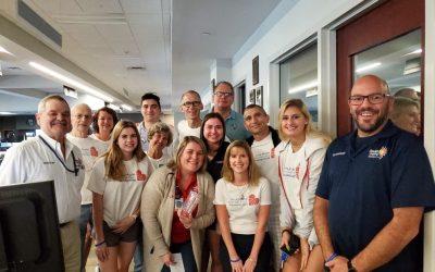 Florida 9-1-1 Center Visit